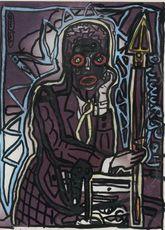 Robert COMBAS - Pintura - Untitled