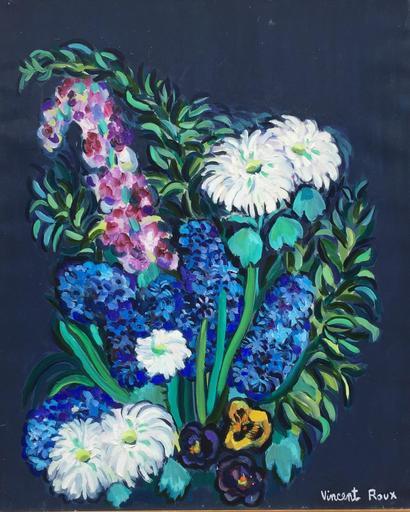 Vincent ROUX - Pintura - bouquet de printemps