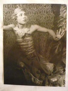 Carl VAN VECHTEN - Fotografie - Dancer