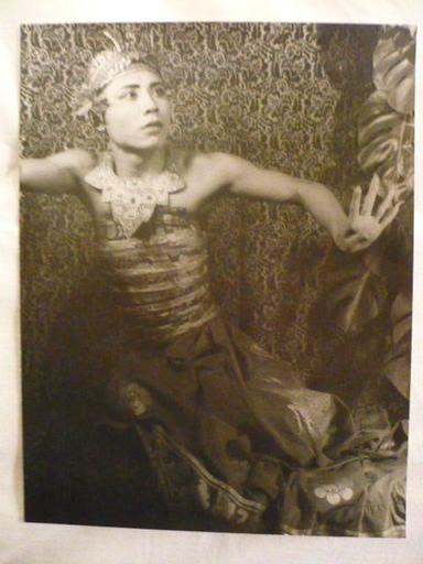 Carl VAN VECHTEN - Fotografia - Dancer