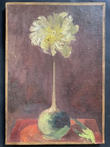 Élisée MACLET - Painting - le soliflore