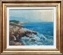 Francisco SIRATO - Painting - BALCIC
