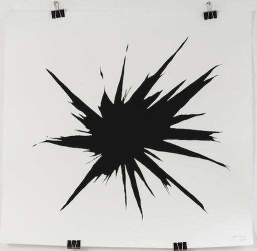 Arik LEVY - 绘画 - WoodHeart 002