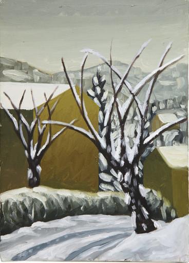 SALVO - Peinture - Dicembre