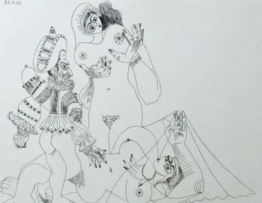 Pablo PICASSO - Grabado - Series 347, Bloch 1539