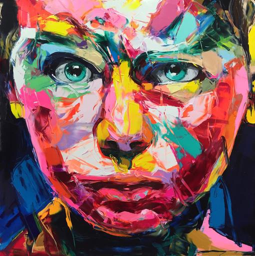 Françoise NIELLY - Peinture - THEO