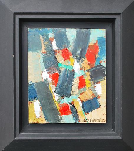 Oscar GAUTHIER - Gemälde - CQ-ZCU