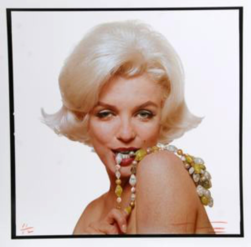 Bert STERN - Photography - Marilyn Monroe, The Last Sitting 7