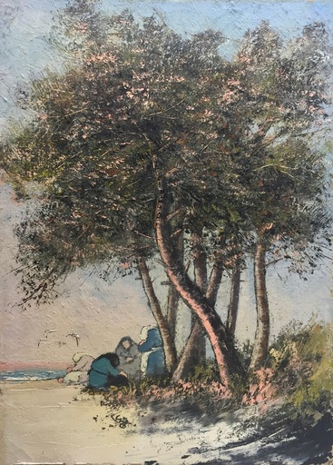 Mario LUPO - Peinture
