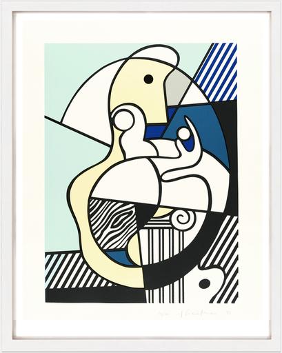 Roy LICHTENSTEIN - Stampa Multiplo - Hommage to Max Ernst