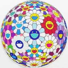 Takashi MURAKAMI - Print-Multiple - Flower Ball Sequoia Sempervirens
