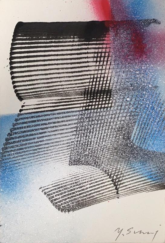 Yasuo SUMI - 水彩作品 - Untitled
