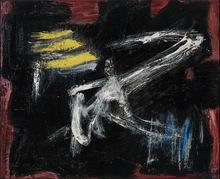 Gérard SCHNEIDER - Pintura - Untitled