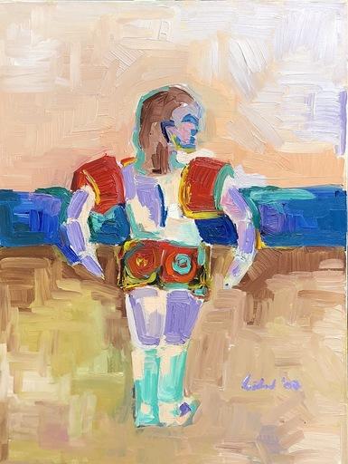 Nicole LEIDENFROST - Gemälde - Schwimmflügel