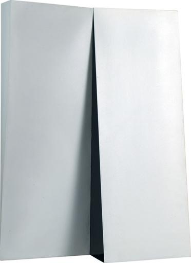 Jerzy GROCHOCKI - Skulptur Volumen - ...The Truth Lies on the Horizon...