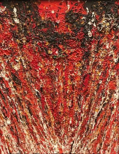 Toshimitsu IMAI - Gemälde - Sans titre
