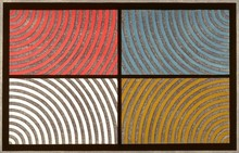 Sol LEWITT - Grabado - Arcs from Four Corners