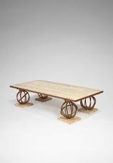 Jean ROYERE - Table basse modèle Sphère