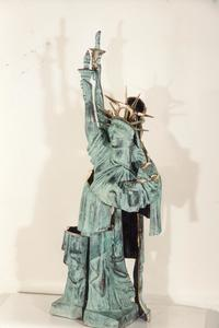 Fernandez ARMAN, the statue of liberty