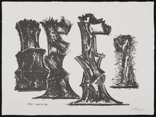 Fritz WOTRUBA - Print-Multiple