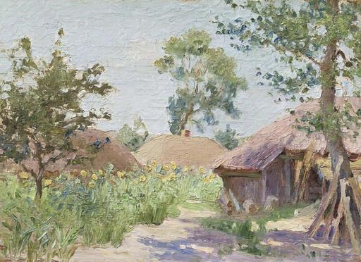 Mykola BURACHEK - Gemälde