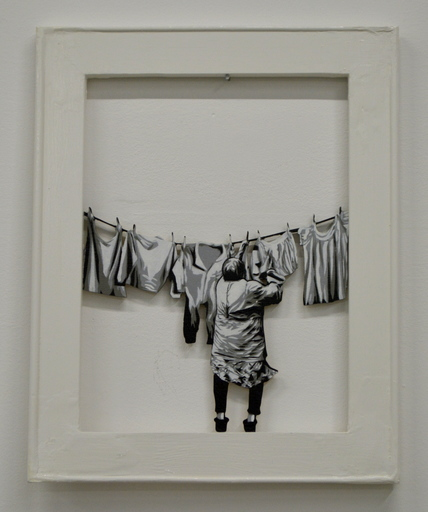 Slava PTRK - Sculpture-Volume - Big Laundry