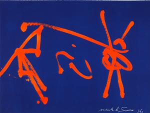 DI SUVERO Mark - Estampe-Multiple - Malo  (lithograph)