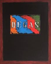塔诺·费斯塔 - 绘画 - Degas (omaggio al colore)
