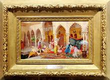 Giulio ROSATI - Painting - Nell'harem