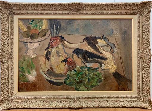 André LANSKOY - Pintura - Nature morte