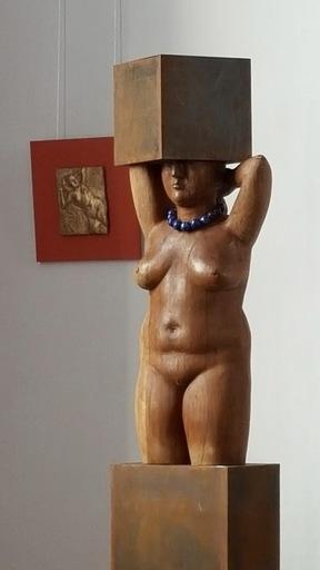 Viktor Ivanovich KORNEEV - Escultura - Caryatid