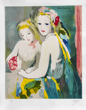 Marie LAURENCIN - Print-Multiple - Deux Femmes