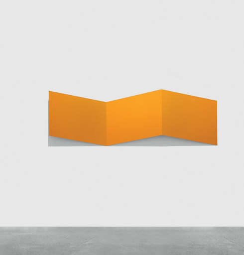 Wolfram ULLRICH - Sculpture-Volume - Modes IV