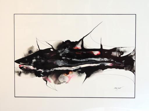 Jean-Marie MONNIER - Peinture - SQUALE