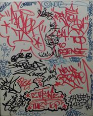 TRACY 168 - Peinture - Tracy 168 Multi-Tag