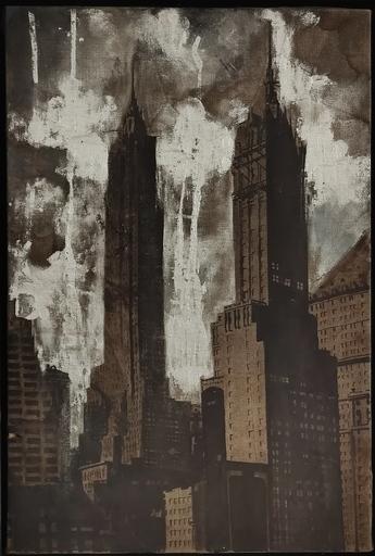 Luca PIGNATELLI - Pittura - New York