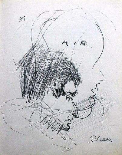 Douglas SWAN - 水彩作品 - Air