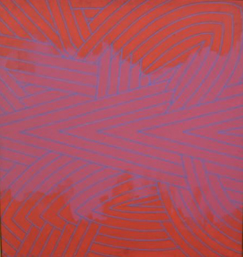 Maurice BEREZOV - Peinture - A Cold Glow
