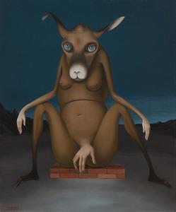 Félix LABISSE - Peinture - Essas