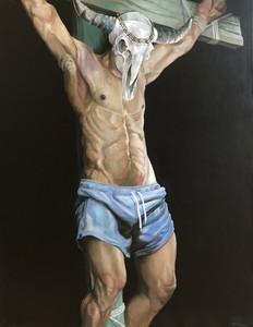 Gilles CAPTON - Pintura - Fatalité