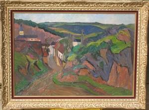 Marcel L. COUCI - Painting - Recherche toutes oeuvres de ce peintre