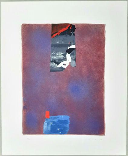 Giuseppe SANTOMASO - Print-Multiple - Composizione tav. 2