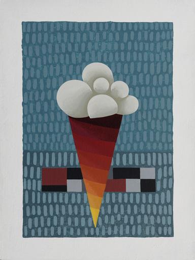 Enrique Rodriguez GUZPENA - Pintura - Apunte de las ganseras
