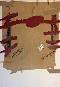 Antoni TAPIES - Print-Multiple - Semanas Catalas en Berlin