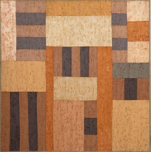 Ralph PETSCHAT - Gemälde - Constructivism
