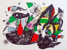 Joan MIRO (1893-1983) -  Dorothea Tanning