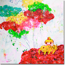 Ayako ROKKAKU - Painting