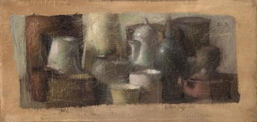 Raffi BADER - Painting - Still Life