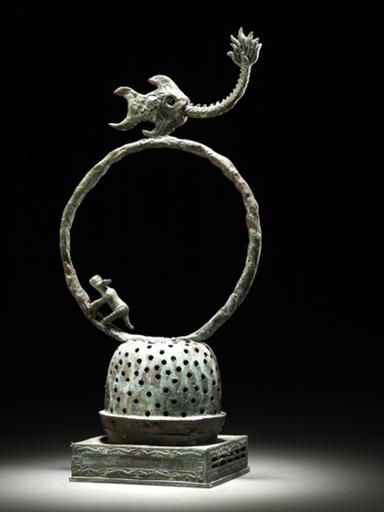 理查德·塔克西埃 - 雕塑 - Conte Chinois