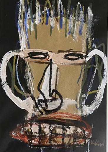 KOKIAN - Peinture - SAMA BOKKO